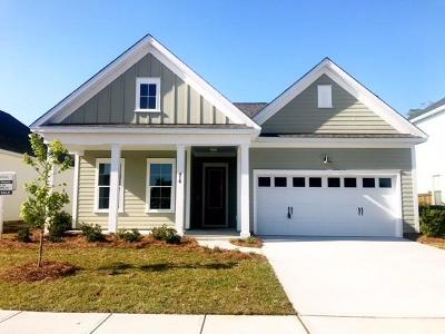 Moncks Corner Single Family Home For Sale: 550 Pendleton Drive