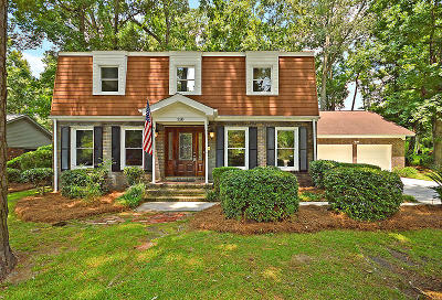 Summerville Single Family Home Contingent: 110 Ashborough Avenue