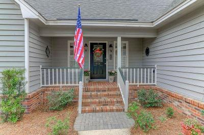 Stiles Point Plantation Single Family Home For Sale: 874 Kushiwah Creek Drive