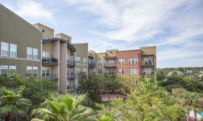 Berkeley County, Charleston County Attached For Sale: 145 Pier View Street #302