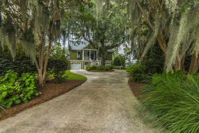 Hanahan Single Family Home For Sale: 1503 Snowy Egret Pointe