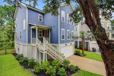 Charleston National Single Family Home For Sale: 4144 Egrets Pointe Drive
