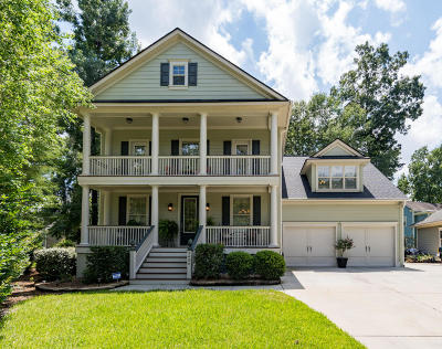 North Charleston Single Family Home For Sale: 5404 Walking Stick Lane