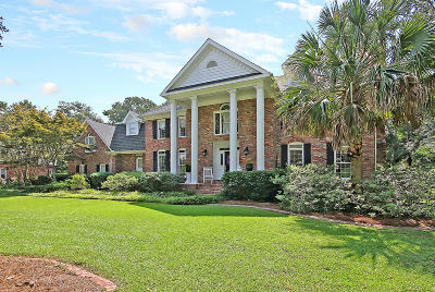 Summerville Single Family Home For Sale: 306 Middleton Boulevard