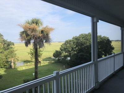 Folly Beach Attached For Sale: 2393 Folly Road #2-L