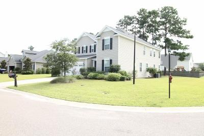 Moncks Corner Single Family Home For Sale: 211 Red Leaf Boulevard
