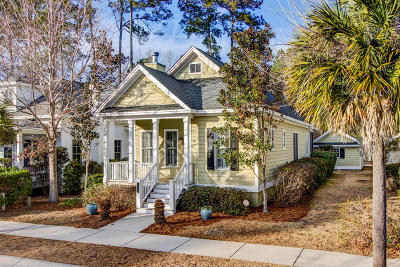 Johns Island Single Family Home Contingent: 4093 E Amy Lane