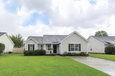 Grand Oaks Plantation Single Family Home For Sale: 236 Mallory Drive