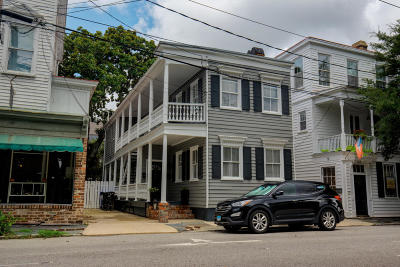 Charleston Multi Family Home Contingent: 160 Wentworth Street #A &