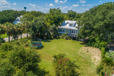 Sullivans Island Single Family Home For Sale: 2602 Atlantic Avenue