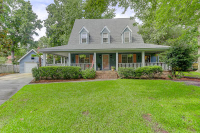 Charleston Single Family Home For Sale: 810 S Channel Court