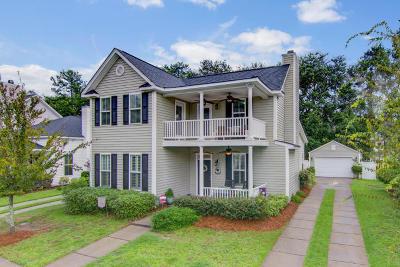 Johns Island Single Family Home For Sale: 1724 Bee Balm Road