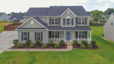 Summerville Single Family Home Contingent: 9006 Chato Court