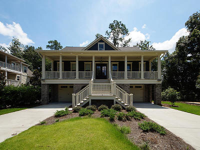 Single Family Home Contingent: 8589 Refuge Point Circle