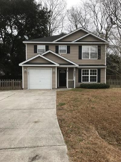 Johns Island Single Family Home Contingent: 3592 Old Ferry Road