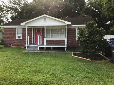 Goose Creek Single Family Home Contingent: 404 Annette Drive