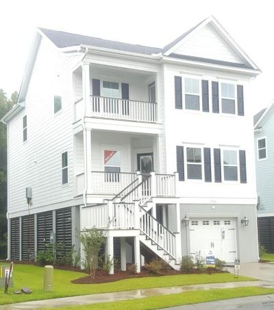 Single Family Home Contingent: 3763 Copahee Sound Drive