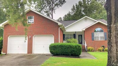 Moncks Corner Single Family Home For Sale: 1103 Churchill Road
