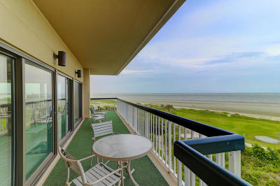 Isle Of Palms Attached Contingent: 4306 Ocean Club
