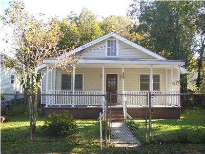 Charleston Single Family Home Contingent: 1143 Forbes Avenue