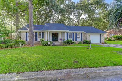 Charleston Single Family Home For Sale: 1547 N Pinebark Lane