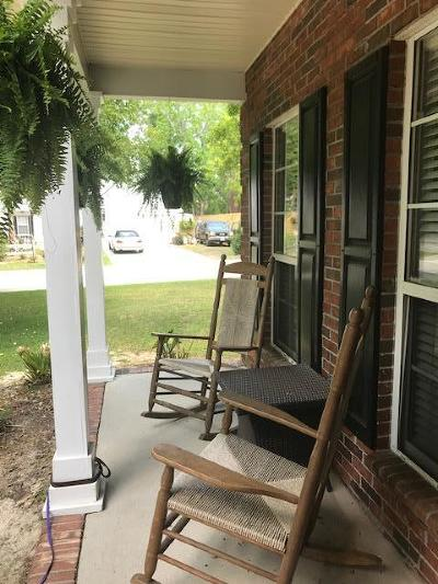 Mount Pleasant Single Family Home For Sale: 1579 Wakendaw Road Road