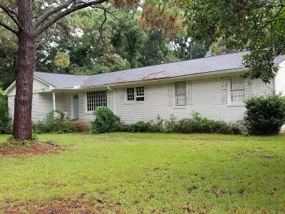 Charleston Single Family Home Contingent: 1251 Julian Clark Road