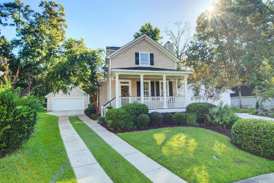 Charleston Single Family Home Contingent: 508 Shem Butler Court