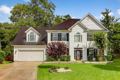 Single Family Home For Sale: 4912 Boundview Court