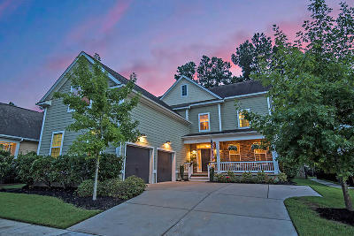 Summerville Single Family Home For Sale: 104 Ribbon Road