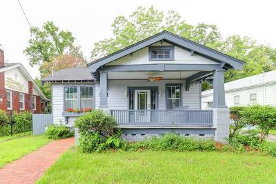 Charleston Single Family Home For Sale: 851 Rutledge Avenue