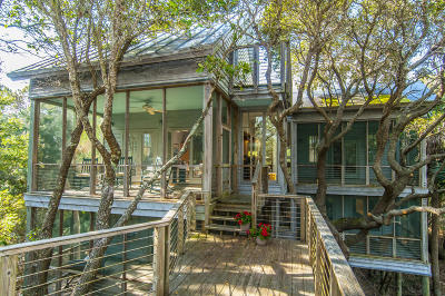 Dewees Island Single Family Home For Sale: 403 Pelican Flight Drive