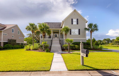 Johns Island Single Family Home For Sale: 2869 Maritime Forest Drive