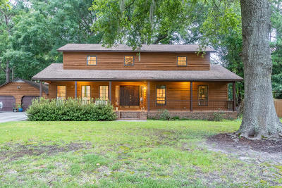 Single Family Home Contingent: 4 Shadowmoss Parkway