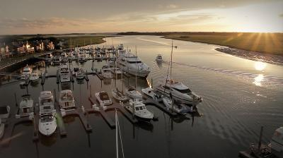 Seabrook Island Boat Slip For Sale: 1880 Andell Bluff Boulevard #D-9