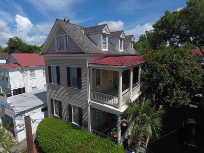 Charleston Multi Family Home For Sale: 87 Spring Street