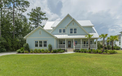 Mount Pleasant, Isle Of Palms, Daniel Island, Awendaw Single Family Home For Sale: 2800 Stay Sail Way