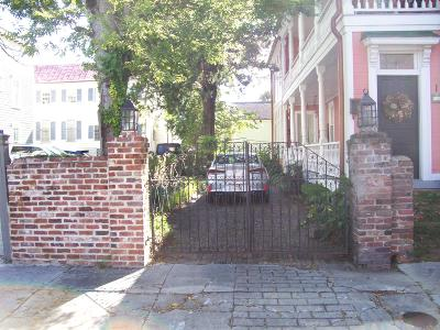 Charleston Single Family Home For Sale: 1 Percy Street