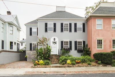Charleston Attached For Sale: 2 Colonial Street #1/2