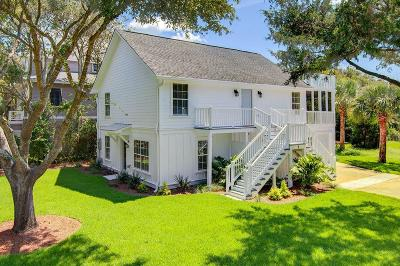 Isle Of Palms Single Family Home For Sale: 2 37th Avenue