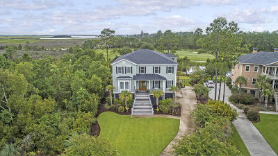 Mount Pleasant, Isle Of Palms, Daniel Island, Awendaw Single Family Home Contingent: 2652 Crooked Stick Lane