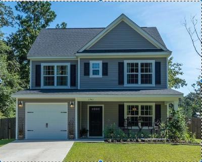 Johns Island Single Family Home For Sale: 1941 Suzanne Street