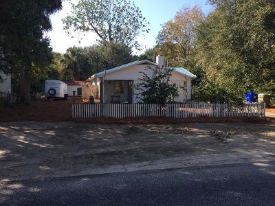 Isle Of Palms Single Family Home For Sale: 9 30th Avenue Avenue