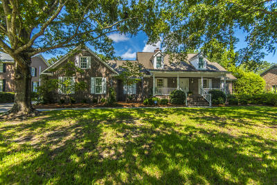 Charleston Single Family Home For Sale: 11 Charing Cross Road