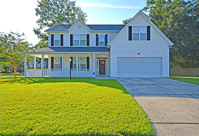 North Charleston Single Family Home For Sale: 5501 Lindo Terrace