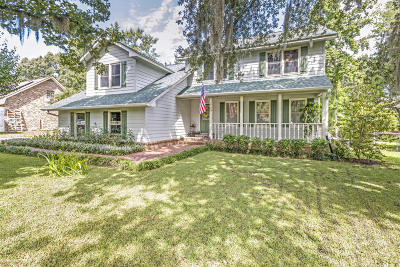 Moncks Corner Single Family Home For Sale: 1719 Waterside Boulevard