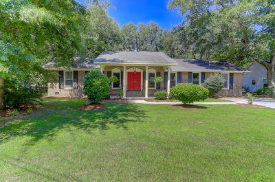 Dellwood Single Family Home Contingent: 760 Tallwood Road