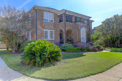 Charleston Attached For Sale: 142 S South Battery