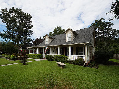 Goose Creek Single Family Home Contingent: 141 Winding Rock Road