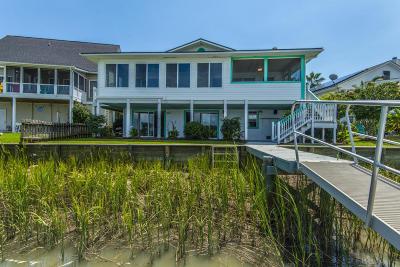 Charleston Single Family Home For Sale: 1616 Teal Marsh Road